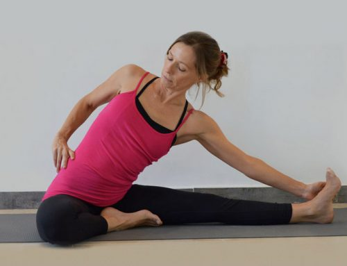Five ways to move your spine in yoga poses