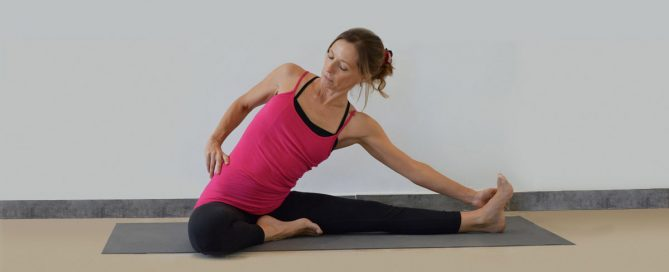 Justine Rowan Yoga Teacher
