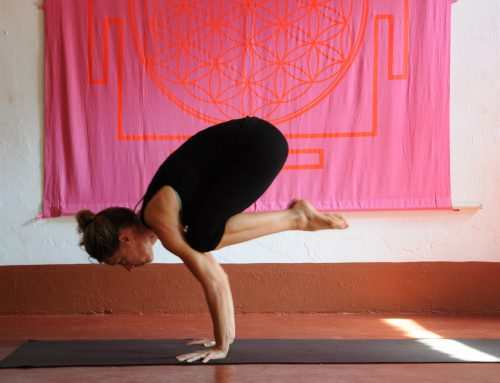 Yoga Beginnings – How I Started Yoga 1